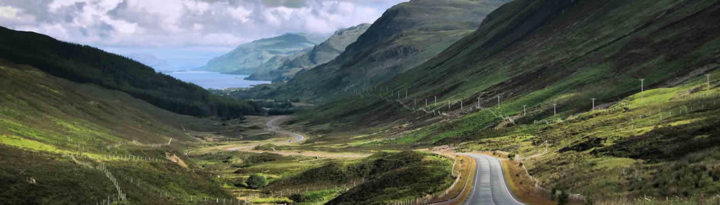1 Day Scenic Applecross Tour from Inverness