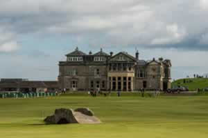 St Andrews - The Old Course- the home of golf!