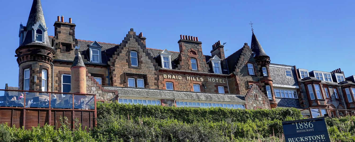 2 Night Tattoo Package at Braid Hill Hotel
