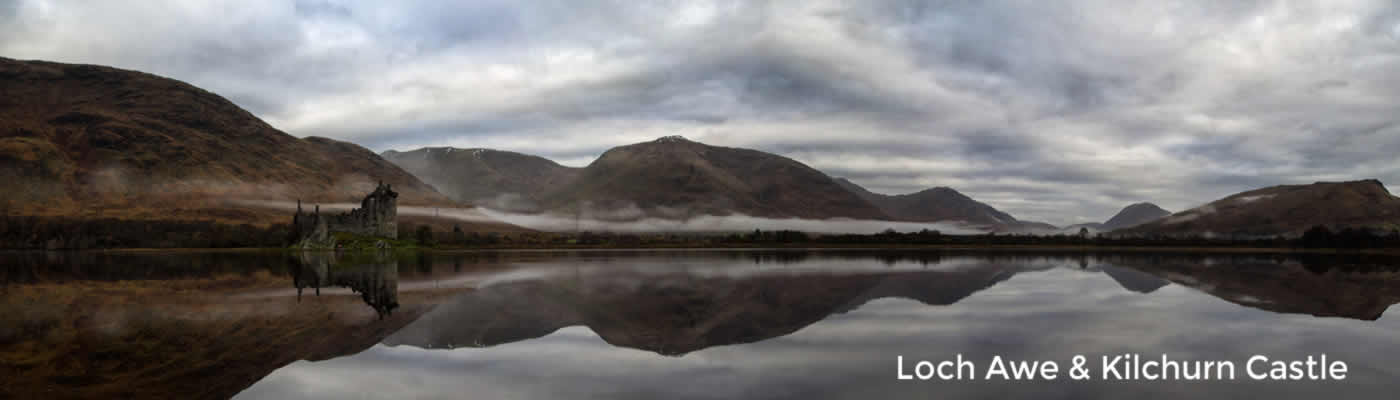 West Highland Lochs & Castles Day Tour