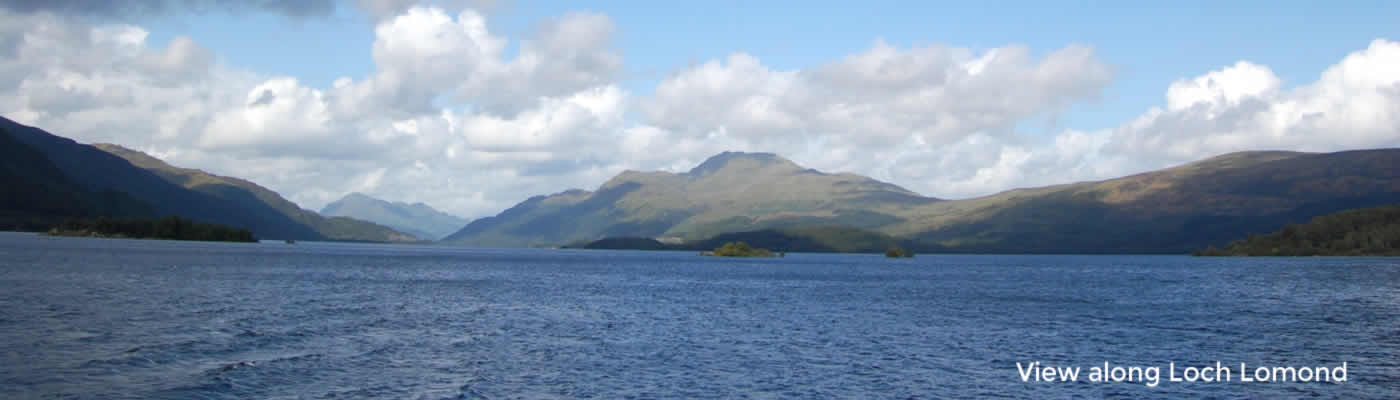 Loch Lomond, Trossachs & Stirling Castle Day Tour