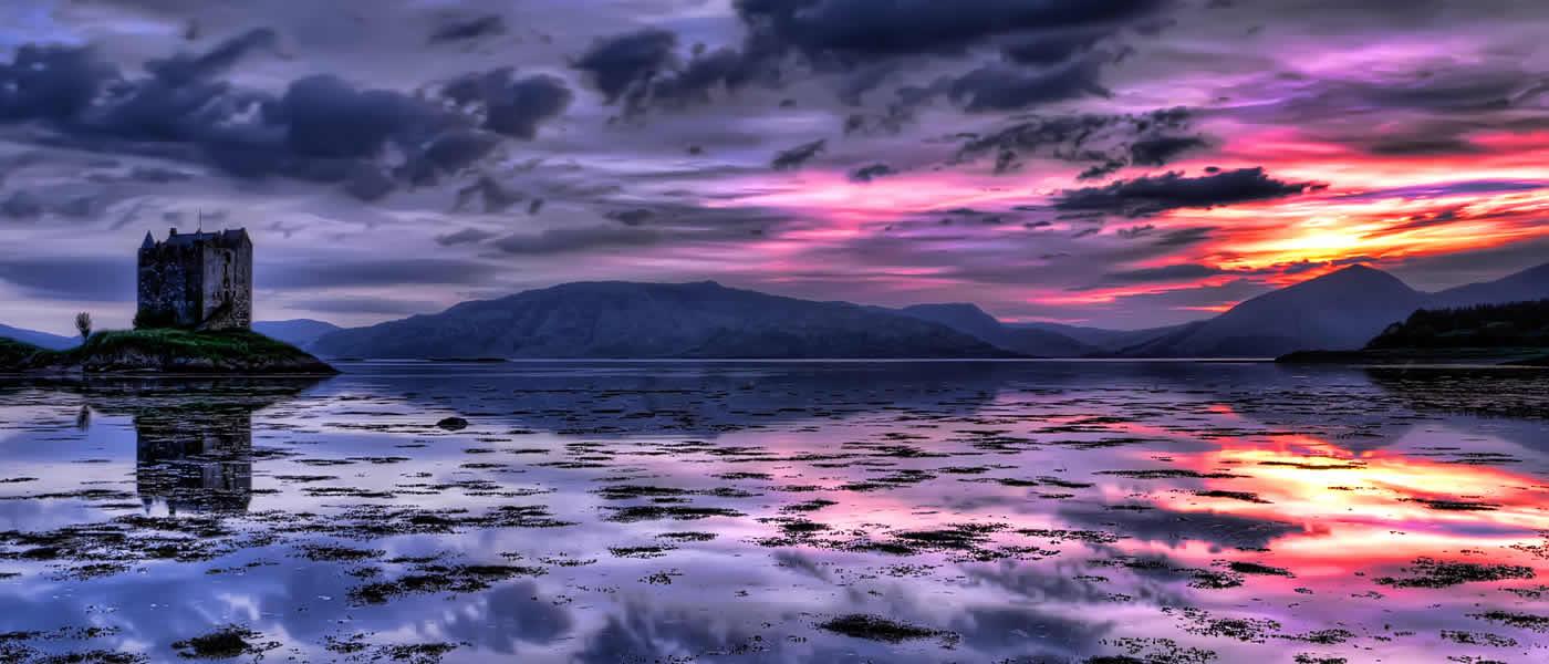 Oban, Glencoe & West Highland Castles