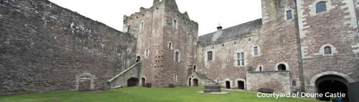 doune castle3