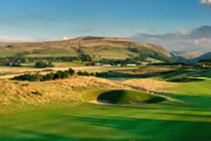 The Kings Course Gleneagles, Perthshire