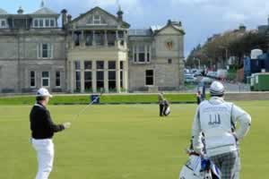 7 Nights St Andrews and Highlands of Golf Tour