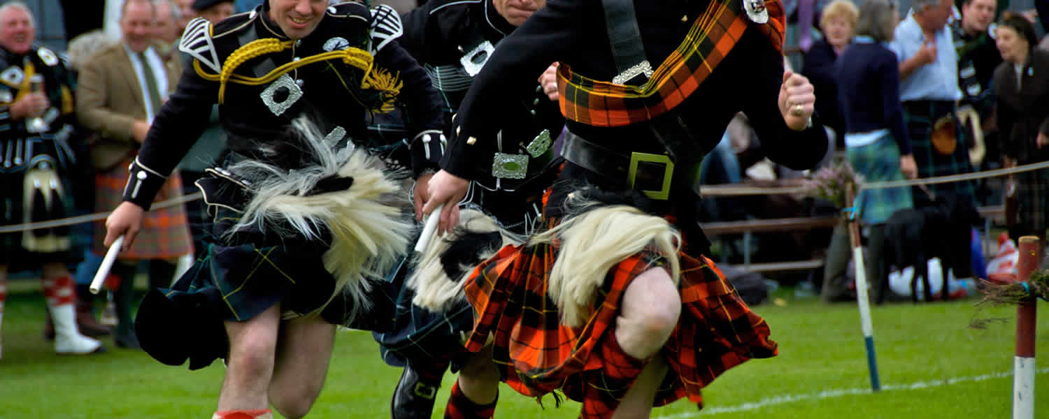 Highland Games Calendar 2016