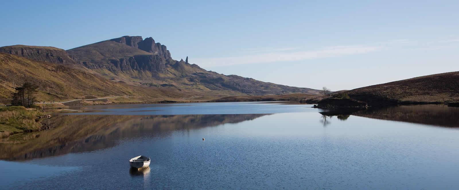 Guide to Trotternish Peninsula