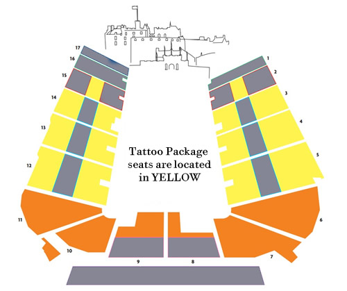 tattoo seats sm